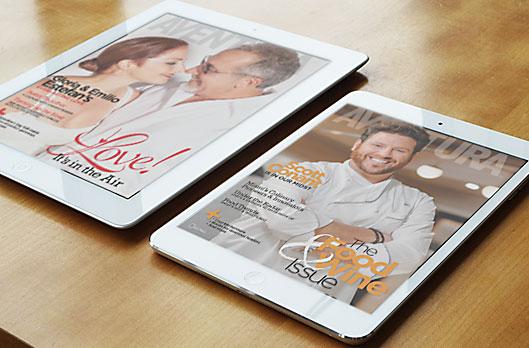 Aventura iPad App